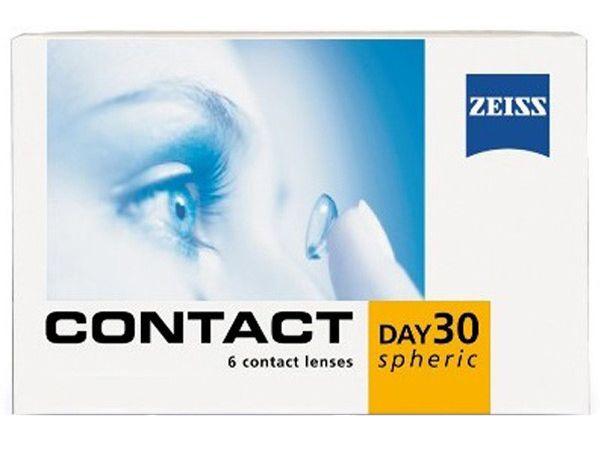 Контактные линзы Contact Mediterranee 6 линз (3 пары)