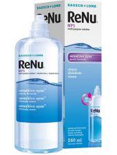 Раствор Renu Multi-Purpose Solution 240 мл (ReNu MPS)