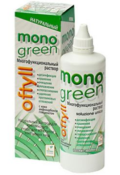 Раствор Oftylla Monogreen 240 ml