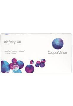 Акция. Контактные линзы Biofinity XR (3 линзы)