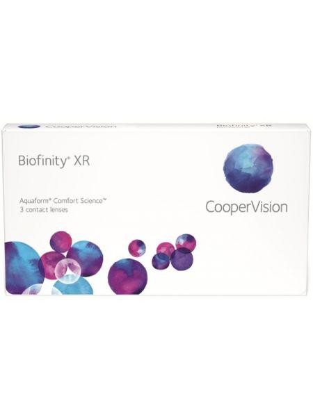 Контактные линзы Biofinity XR (3 линзы)