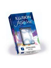 Оттеночные линзы Illusion Fashion Adonis 2 линзы (1 пара)
