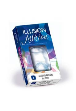 Оттеночные линзы Illusion Fashion Adonis 2 линзы