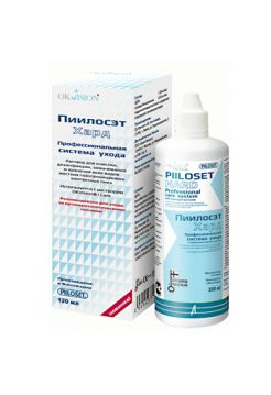 Раствор Piloset Hard 120 ml без упаковки