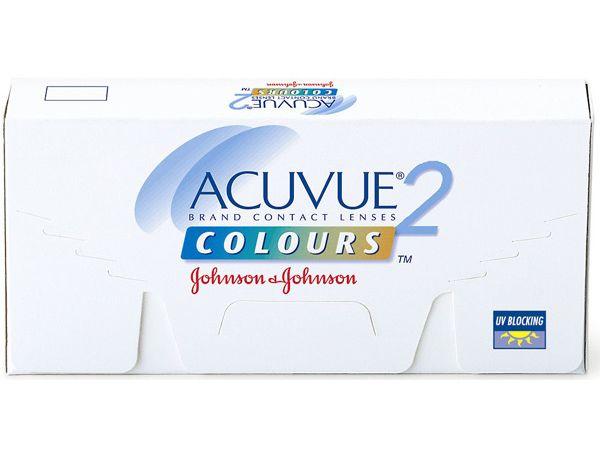 Цветные линзы Acuvue 2 Colours Opaques (2 линзы)