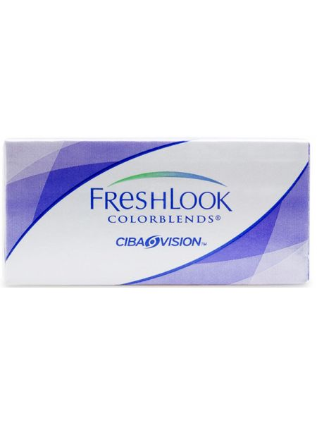 Цветные линзы FreshLook ColorBlends 2 линзы (1 пара)