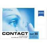 Контактные линзы Contact Day 30 Air Spheric 6 линз (3 пары)