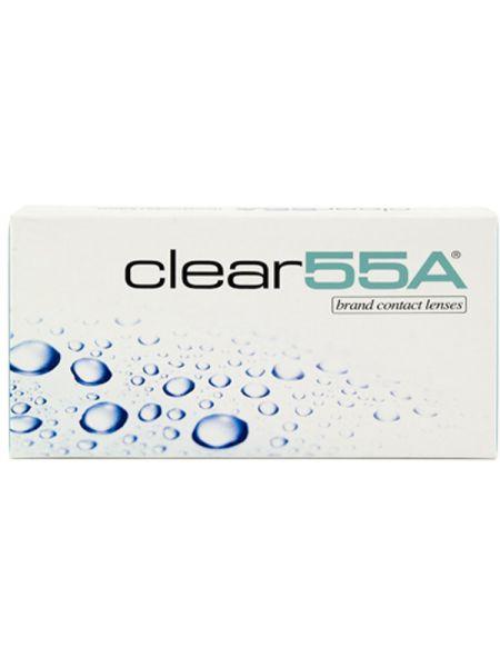 Контактные линзы Clear 55A (6 линз)