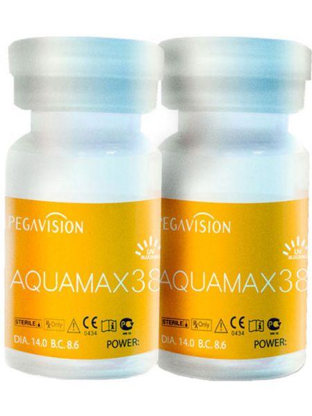 Контактные линзы Aquamax 38 (1 линза)