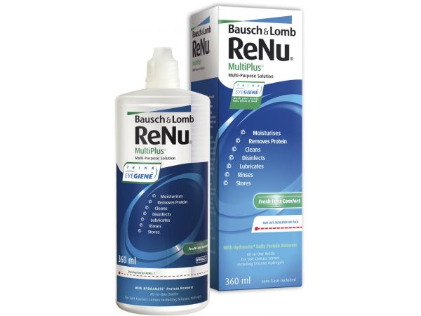 Раствор Renu Multiplus 360 ml