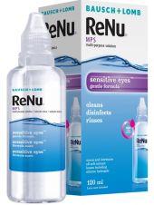 Раствор Renu Multi-Purpose Solution 120 ml (ReNu MPS)