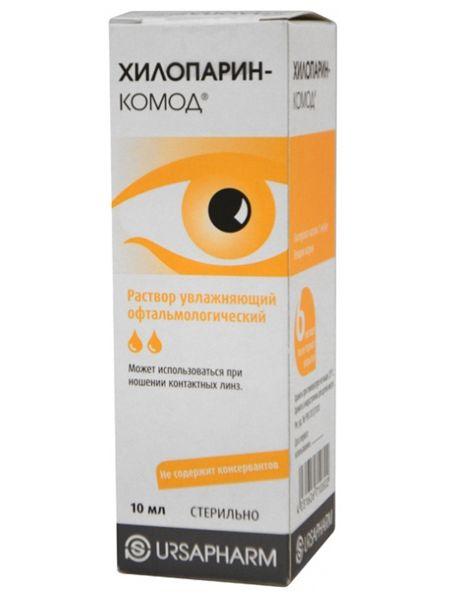 Капли Хилопарин-комод 10 ml
