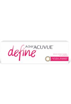 Контактные линзы 1-Day Acuvue Define Естественное Сияние (90 линз)