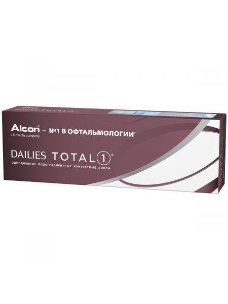 Контактные линзы Dailies Total1 30 линз