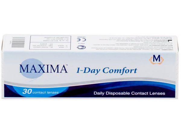 Контактные линзы Maxima 1-Day Comfort (30 линз)