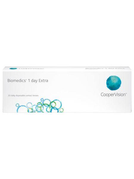 Контактные линзы Biomedics 1 Day Extra 30 линз (15 пар)