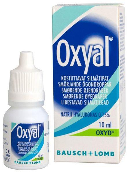 Капли Оксиал 10 ml