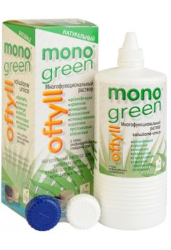 Раствор Oftylla Monogreen 50 ml