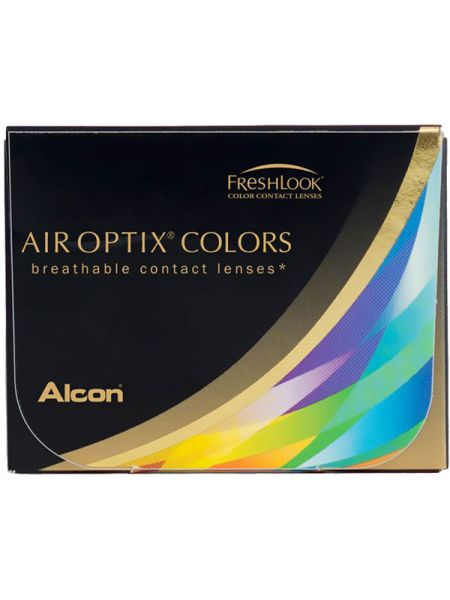 Цветные линзы Air Optix Colors 2 линзы (1 пара)